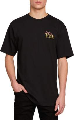 Volcom Drew Toonz Aloha Graphic T-Shirt