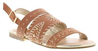 Very Volatile Summa Studded Flat Sandal