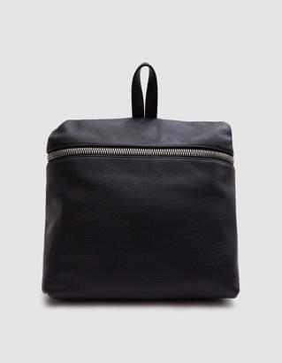 Kara Pebble Leather Backpack