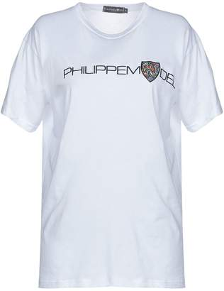 Philippe Model T-shirts - Item 12228510HS
