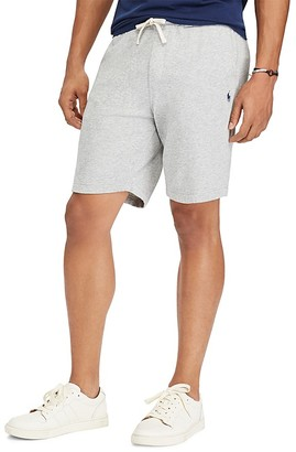 Polo Ralph Lauren French Terry Classic Fit Shorts $75 thestylecure.com