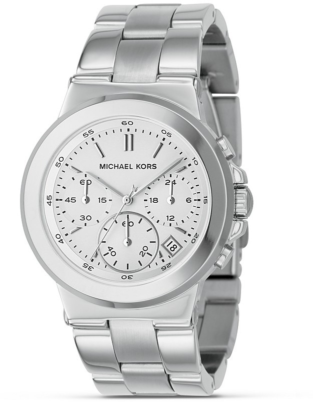 MICHAEL Michael Kors Stainless Steel Chronograph Watch with Bracelet Strap, 38 mm