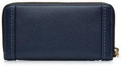 Marc Jacobs Marc Jacobs Maverick Continental Leather Wallet
