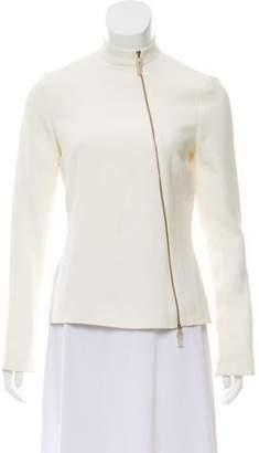 Christian Dior Asymmetrical Zip Jacket