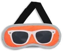 Flight 001 Sunglasses-Print Eye Mask