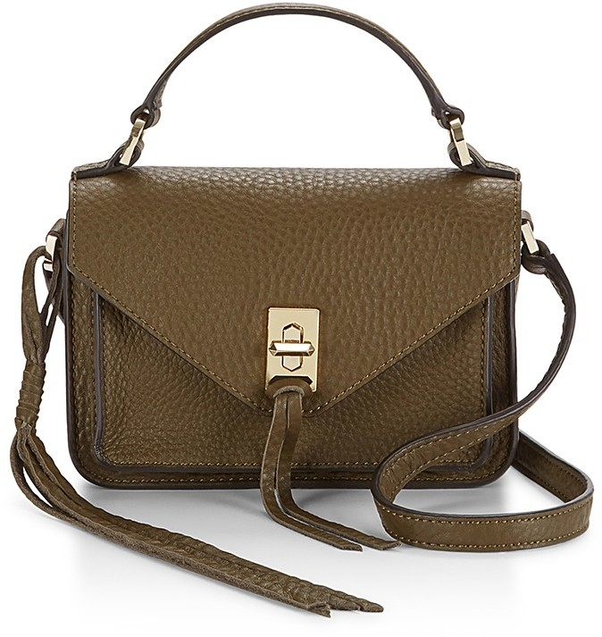 Mini Darren Messenger Bag