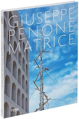 Fendi Giuseppe Penone Matrice book