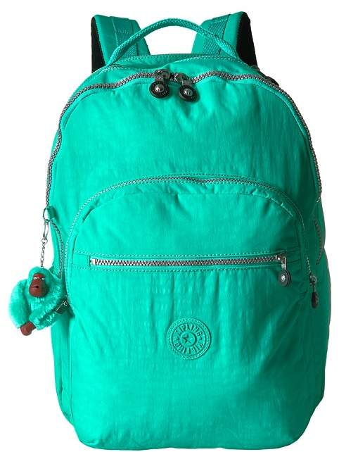 Kipling Seoul XL Backpack Bags - BREEZY TURQUOISE - STYLE