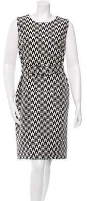Pauw Oversize Sleeveless Dress