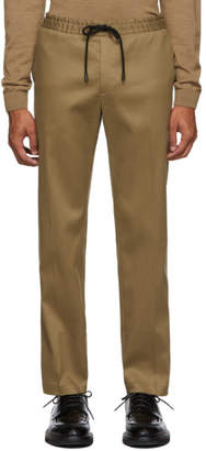 BOSS Beige Banks Trousers