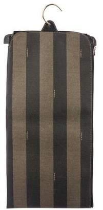 Fendi Vintage Pequin Tie Case