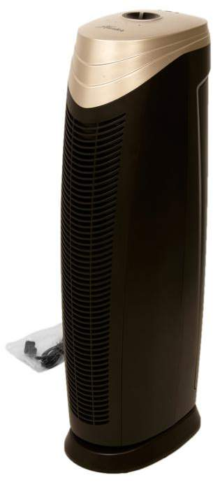 Hunter Large HEPAtech Air Purifier with ViroSilver Pre-Filter