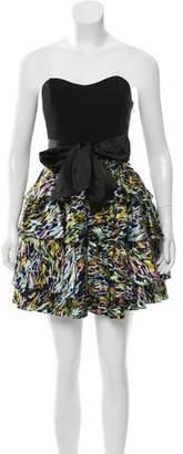 Diane von Furstenberg Alkin Mini Dress