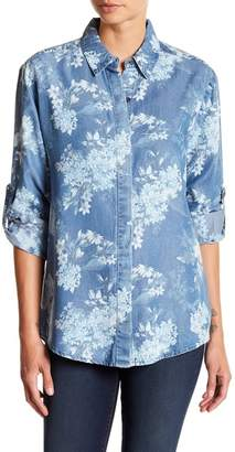 KUT from the Kloth Phoenix Printed Shirt