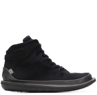 Camper lace-up boots