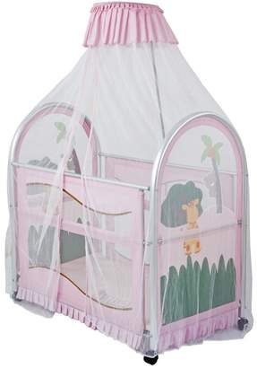 Dream On Me Cassidy Canopy Playard