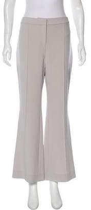 St. John MId-Rise Flared Pants