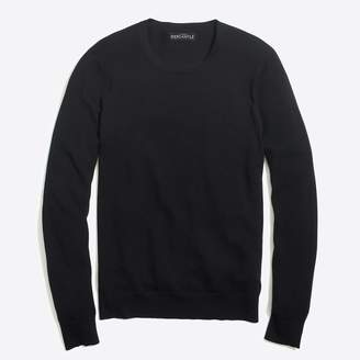 J.Crew Factory Cotton piqué crewneck sweater