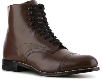Stacy Adams Madison Cap Toe Boot - Men's
