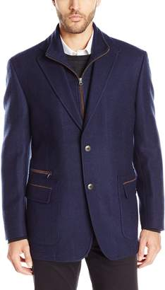 Kroon Men's Zeppelin Hybrid Coat
