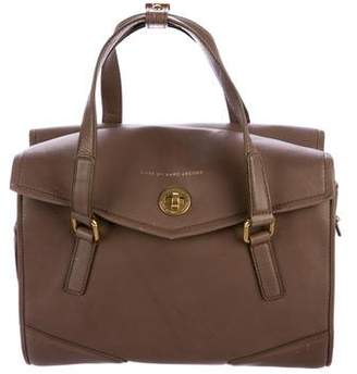 Marc by Marc Jacobs Smooth Leather Satchel