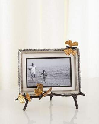 Michael Aram Butterfly Ginkgo Easel Picture Frame