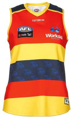 Cotton On Adelaide Crows AFLW 2018 Women's Home Guernsey