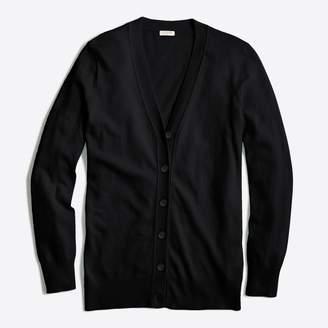 J.Crew Factory V-neck cardigan sweater