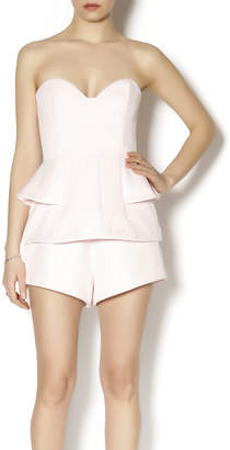 Finders Keepers Take A Shot Playsuit