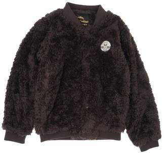 Mini Rodini Faux fur