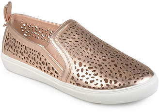Journee Collection Womens Kenzo Slip-On Shoe Round Toe