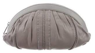 Rebecca Minkoff Studded Leather Clutch