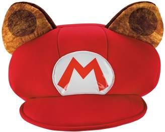 Disguise unisex-adult Mario Raccoon Adult Hat