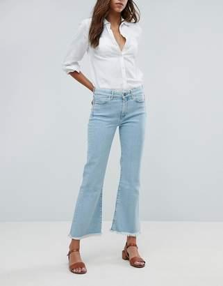MiH Jeans Lou High Rise Crop Jean