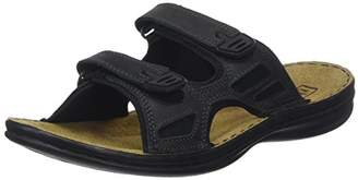 TBS Men's BROKEY Open Toe Sandals, Black (Noir 004)