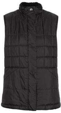 Burberry Leintune Quilted Vest
