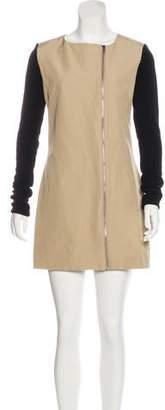 Nomia Short Zip-Up Coat