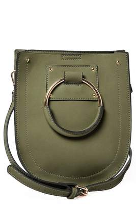 Urban Originals Scandi Vegan Leather Crossbody Bag
