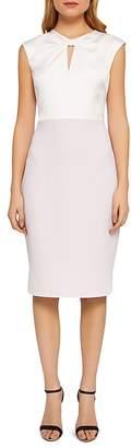 Ted Baker Hapard Color-Block Sheath Dress