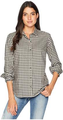 Pendleton Audrey Fitted Cotton Shirt Women's Clothing
