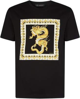 Versace Dragon T-Shirt
