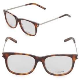 Saint Laurent 52MM Optical Glasses