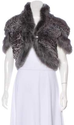 Hockley Fox-Trimmed Fur Boleros