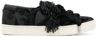 Marc Jacobs Mercer pom-pom sneakers