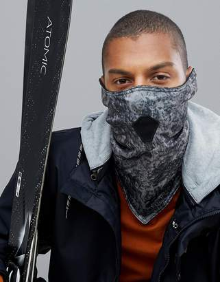 Billabong Expedition Facemask in Gray