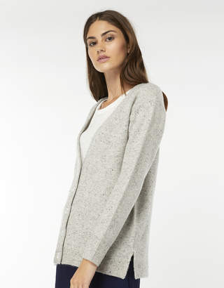 Monsoon Perrie Pretty Nep Button Cardigan