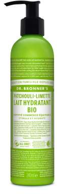 Dr. Bronner's Patchouli - Limette Hydrating Milk 240ml