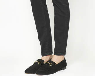 Office Felix Fringe Loafers