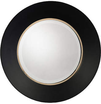 John-Richard Collection Portal Wall Mirror - Noir/Gold