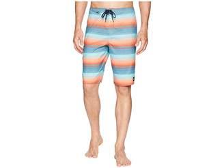 O'Neill Santa Cruz Stripe Boardshorts Men's Swimwear